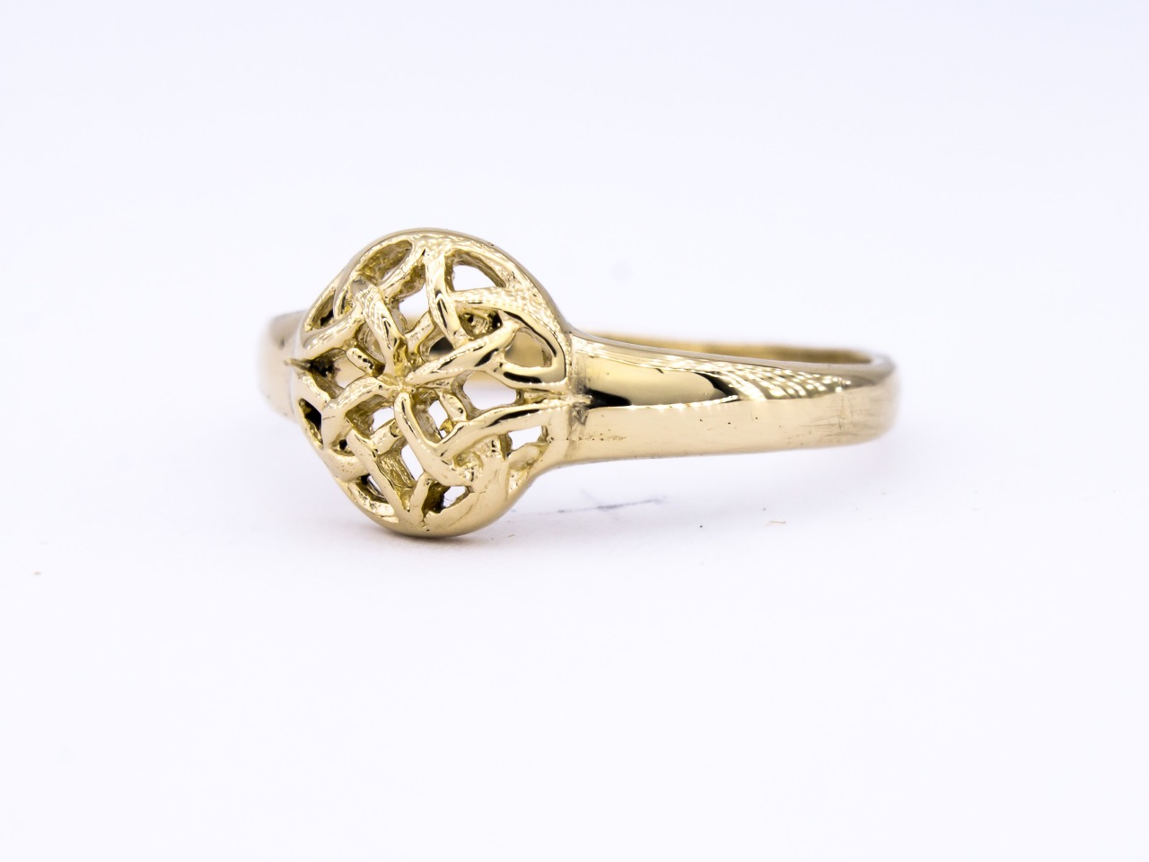 Celtic Love Knot Ring In London